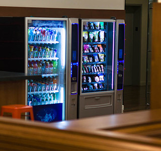 Intelfoods vending machines for businesses are a great way to start making vending machine revenue