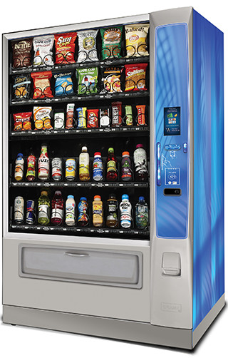 Healthy food and beverages machines for hotels and busy locations in NY